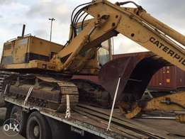 Tokunbo 215 excavator caterpillar with single pump