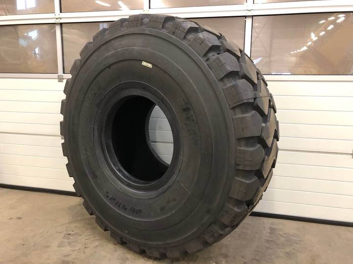 ITR Set (4) tires 26.5R25 ** EMR09 Steel Radial STOCK / NEW - 2018