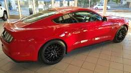 2017 Ford Mustang 5.0 GT Fastback 6 Speed Auto