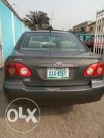 Superclean 2005/06 Toyota Corolla Up 4Grabs