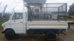 TATA 407 Truck - 2016 model, Excellent condition.
