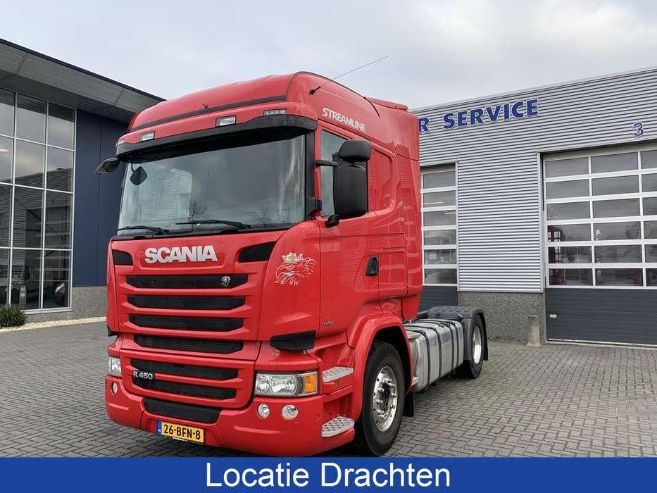 Scania R 450 ADR - 2015