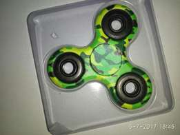 Limited edition camo Fidget spinner