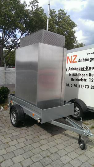 Agados Handy20 mit Kühlzelle - 2013