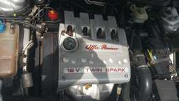 Alfa 147 Engine stripping for spares and HBS complete