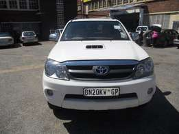 2007 toyota fortuner 3.0 d4d rais in good condition for sale urgently