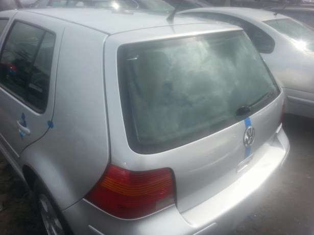Tincan cleared tokunbo volkswagen gulf 4 automatic transmission Apapa - image 4