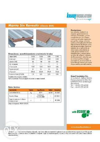 Construction materials - Thermal and acoustical Insulation - Rockwool Jeddah - image 2