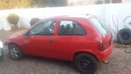 2004 opel corsa stripping for spares