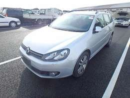 Volkswagen Golf Variant Extremely clean, Mark 6, 2010 Model