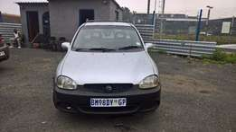 Opel corsa utility 160is a/c p/u s/c, Cloth Upholstery, Bakkie,