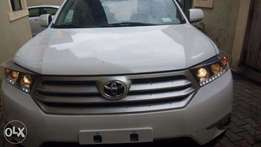 2009 Toyota Highlander with 2012 Looks for sale