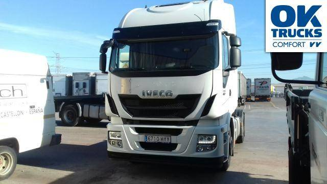 Iveco AS440S46T/P Intarder Klima ZV - 2014