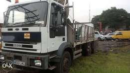 Iveco 30 ton Flatbed truck for sale