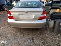 Tokunbo Toyota Camry 2004 Model