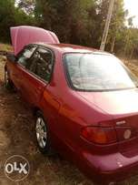 My neat Toyota corolla for sale