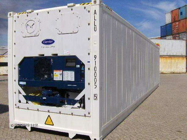 Dry containers and refrigerated containers(reefers) Industrial Area - image 1
