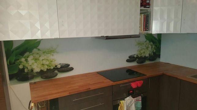 Panele Szklaneszklo Do Kuchni Z Grafikaszklarz Kutno Kutno