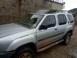 Registered and First body 2001 Nissan Xterra