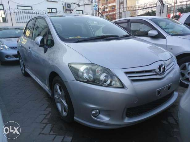 Toyota Auris KCN number Mombasa Island - image 1