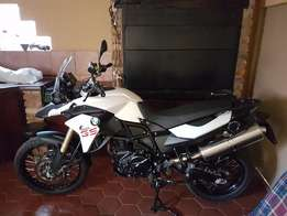 BMW F800GS Brand New