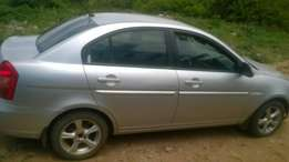 Hyundai accent. For swop with a bakkie