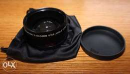 HD 0.43x58mm wide Angle lens