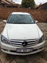 Mercedes Benz C180 Kompressor, 2010 model for sale