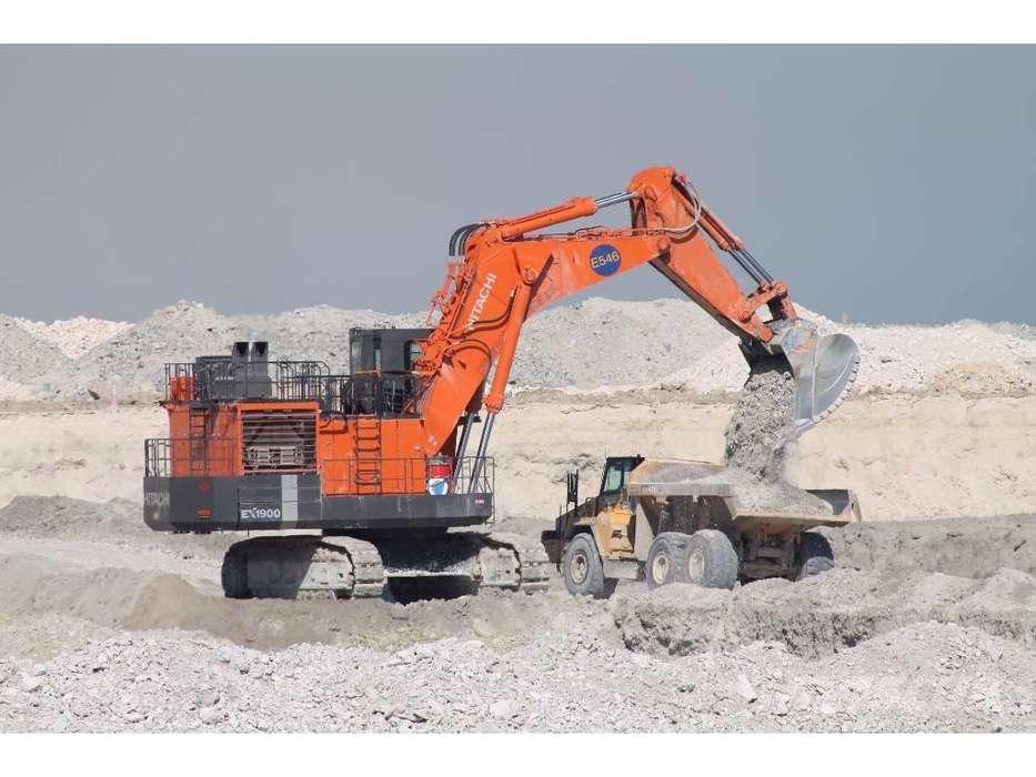 Hitachi EX 1900-6 - 2012