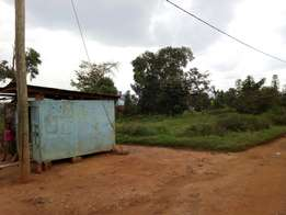 lungujja Half acre for sale at 450M