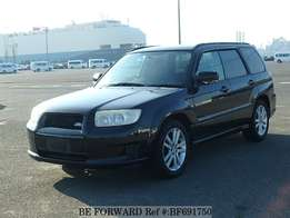 Subaru forester model 2007 on sale