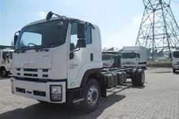 Last FTR 850 at Tender Pricing Chassis cab only!