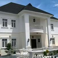 Luxury 5bedroom Fully Detached House + Pool For Sale in Lekki