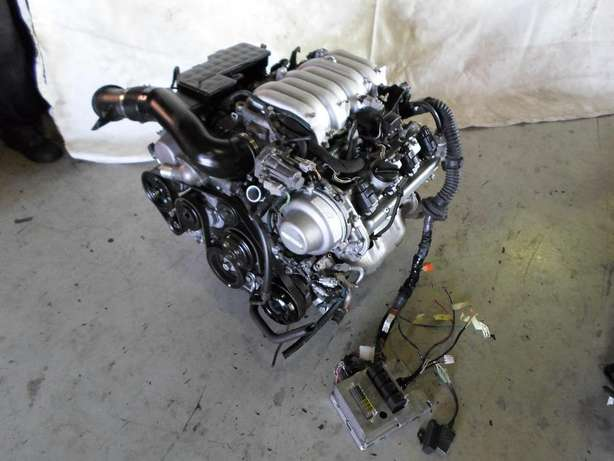 High quality Lexus v8 engine and gearboxes for sale Pretoria West - image 1