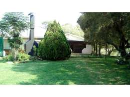Spacious Family Home with excellent security and the garden with a wel