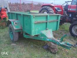 Trailer on quick sale