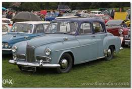 Wanted: 1955 Humber hawk gearbox