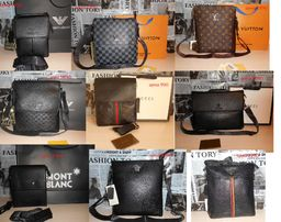 333188ae914f Мужская сумка, барсетка Armani Mont Blanc Lacoste Louis Vuitton КОЖА