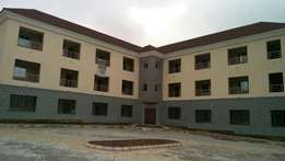 Newly Build 12unit 2bedroom flat at Gwarimpa.