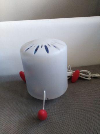 Ikea Blimp Lampa Lampka Nocna Dla Dzieci świecąca Kolorowy Wzór