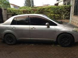 Tiida quick sale 460k neg