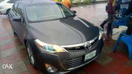 2013 Nigerian used Toyota Avalon