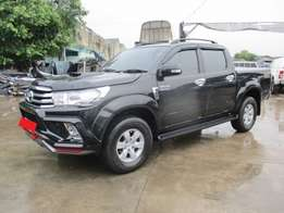 Toyota Hilux Facelift to 2016 Revo in Nairobi