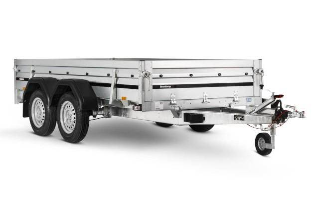 Brenderup Tieflader 2300S Stahl, 2,0 to. 3010x1530x400mm