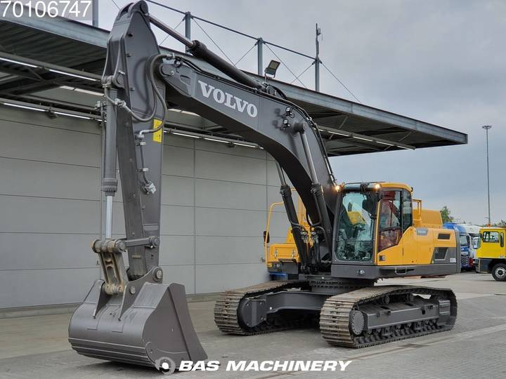 Volvo EC350D L NEW UNUSED - CE MACHINE - 2018