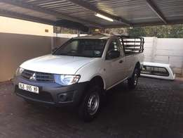 2013 Mitsubishi Triton 2.5 DiD Diesel Single Cab S/C