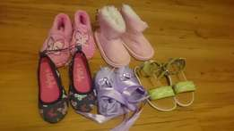 New Size 4 toddler girl shoes