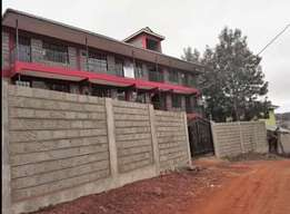 2 bedroom house to let at Ngong