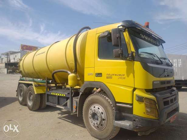 Septic waste water tank
