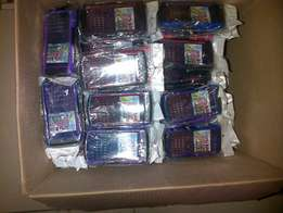 100 brandnew Nokia cell phone covers